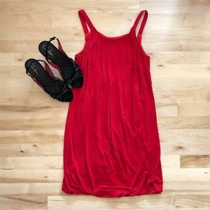 EUC Laundry by Shelli Segal Red Dress